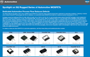 Automotive TrenchFET SQ Series Power MOSFETs
